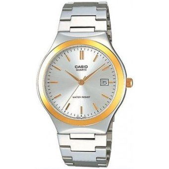 Casio Analog Womens Stainless Steel Strap Watch LTP-1170G-7A