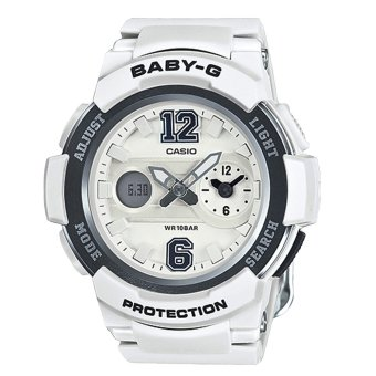 CASIO BABY-G BGA-210-7B1 Women's Resin Strap Watch