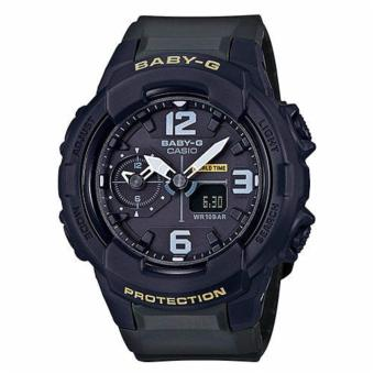 Casio Baby-G BGA-230-3B Shock Resistant Women's Watch Black