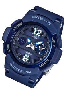 Casio Baby-G Women's Watch BGA-210-2B2 Blue - 2