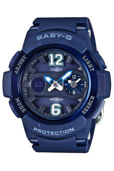 Casio Baby-G Women's Watch BGA-210-2B2 Blue