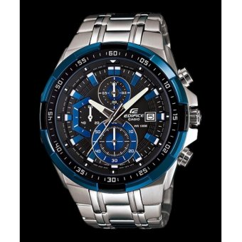 Casio EDIFICE Men's Watches Stainless Steel Band EFR-539D-1A2 - intl