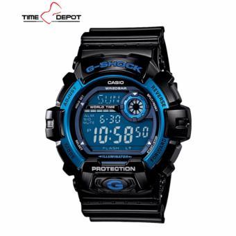 Casio G-Shock Men's Black Resin Strap Watch G-8900A-1DR