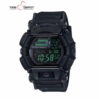 Casio G-Shock Super illuminator with protector Men's Black Resin Strap Watch GD-400MB-1DR Price Philippines