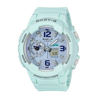 Casio G-Shock Women's Resin Strap Watch BGA-230SC-3B - intl