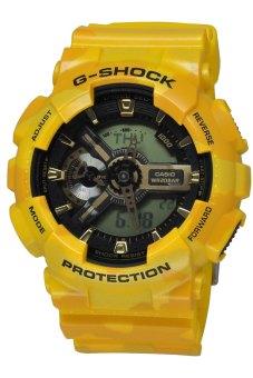 Casio G-Shock Yellow (GA110CM-9A)