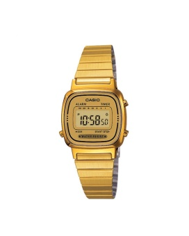 Casio LA670WGA-9D Watch with 1 Year Warranty (T1Y)