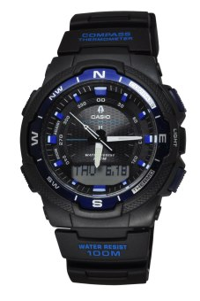 Casio Outgear Black SGW500H-2B