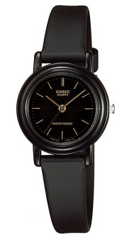 Casio Women's Black Resin Strap Watch LQ-139AMV-1E