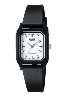 Casio Women's Black Resin Strap Watch LQ-142-7EDF