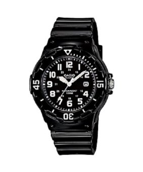 Casio Women's Black Resin Strap Watch LRW-200H-1BVDF