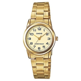 Casio Women's Watch Standard Analog- LTP-V001G-9BUDF