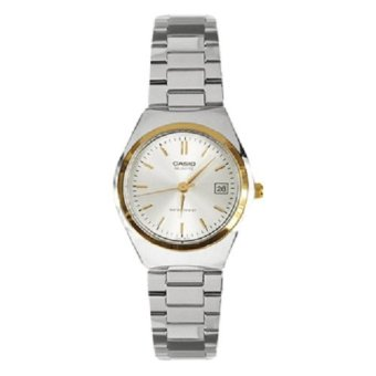 Casio Women's Watch LTP-1170G-7ARDF (Silver/Gold)