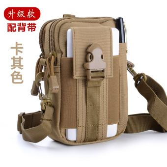 Casual multi-functional tactical bag shoulder bag chest pack