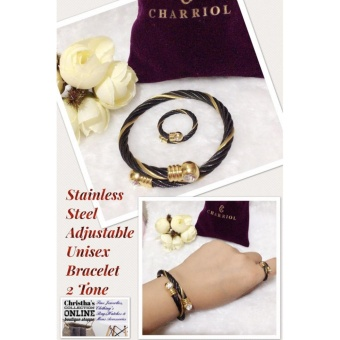 Charriol Bracelet Bangle & Ring Christha's Collection Online Boutique Shoppe