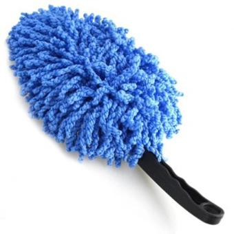 CHEYIMEI Removable Telescopic Retractable Handle Car Wax DragMicrofiber Car Wash Brush Car Mop .