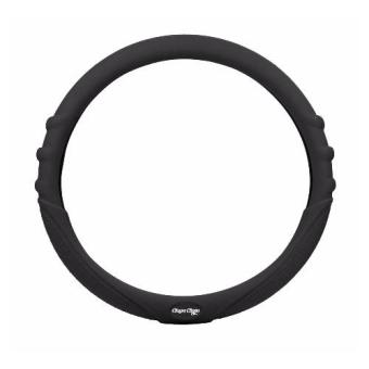 ChupaChups CHP1102BK Silicone Steering Wheel Cover (Black)
