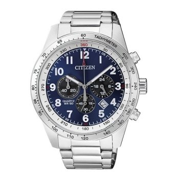 Citizen Men's Silver Stainless Steel Watch AN8160-52L - intl