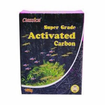 Classica Aquarium Activated Carbon Filter (150g)