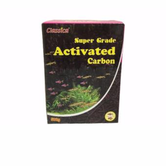 Classica Aquarium Activated Carbon Filter (500g)