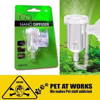 CO2 Aquarium Nano Diffuser for Aquarium and fish