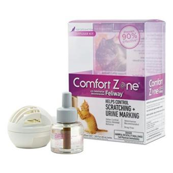 Comfort Zone Feliway Diffuser Kit for Cat Calming Price Philippines