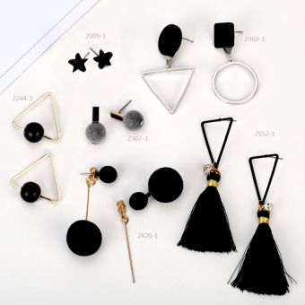 Cool cool female elegant women earrings stud