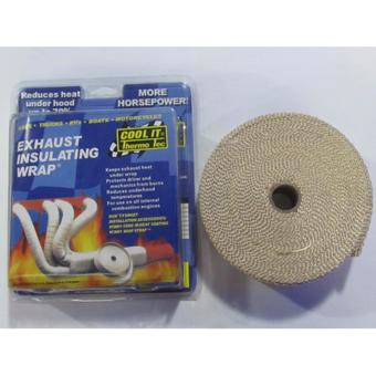Cool It Thermo Tec Exhaust Insulating Wrap - 2