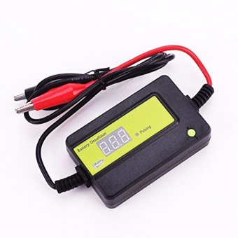 CPTDCL Green 2A Battery Desulfator Lead Acid Battery Regenerator Lead Accumulator Reviver - intl