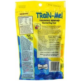 Crazy Dog Train-Me (113.4g Training Reward Chicken Flavor) - 2