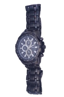 Curren Men's Stainless Steel Strap Watch 8023 Black - Intl - 3