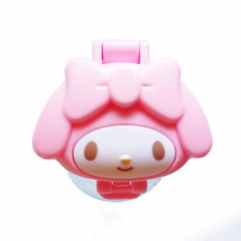 Daiso Japan My Melody Drinking Bottle Cap With Straw