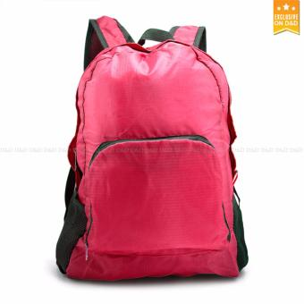 D&D Foldable Lightweight Waterproof Travel Backpack Hiking Bag Outdoor Camping Sports Hiking Folding Pack - 2