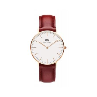 DANIEL WELLINGTON CLASSIC | 36MM SUFFOLK