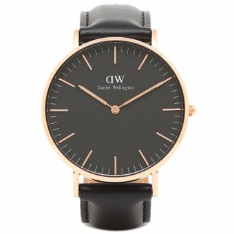 DANIEL WELLINGTON CLASSIC BLACK LADIE'S WATCH | 36MM SHEFFIELD