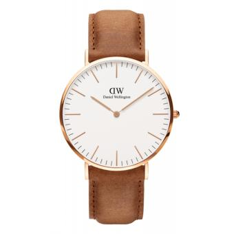 Daniel Wellington Classic Durham 40mm Rosegold Watch