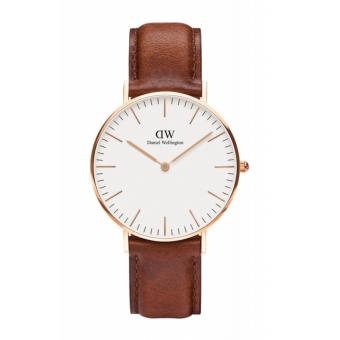 Daniel Wellington Classic St. Mawes 36mm Rosegold Watch