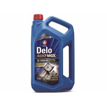 Delo® 400 Multigrade SAE 15W-40 5 Liters High Speed Diesel Engine Oil