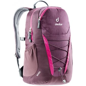 Deuter Gogo Backpack (Blackberry-Dress-code)