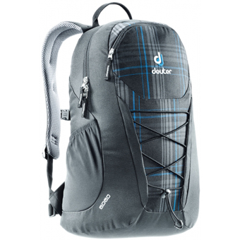 Deuter Gogo Backpack (Blue line-Check)