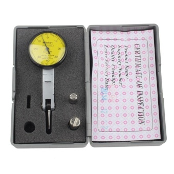 Dial Gauge Test Indicator Precision Metric with Dovetail Rails0-40-0 0.01mm - intl