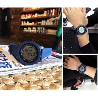 DIGITAL LED WATERPROOF WATCHES FOR CASUAL AND OUTDOOR WEARS MILITARY STYLE - 2