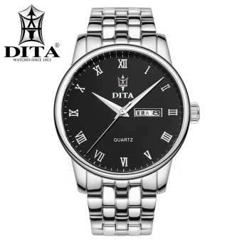 Dita casual business quartz Steel Men's watch
