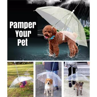 Dogbrella Dog Leash Umbrella