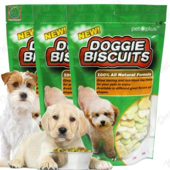 Doggie Biscuits Dog Biscuit 200g Set of 3