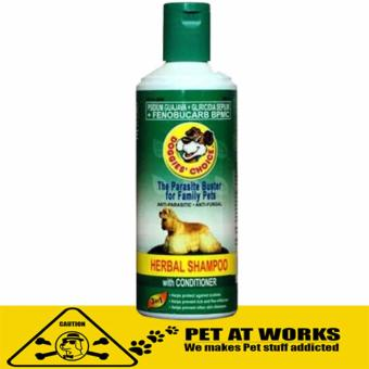 Doggies Choice Herbal Shampoo with Conditioner (Small) for Pets andDog Shampoo