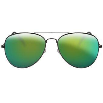 DOII Italy 3025 Aviator Sunglasses (Multicolor) - picture 2