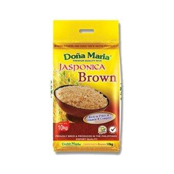 Doña Maria Jasponica Brown Rice 10Kg