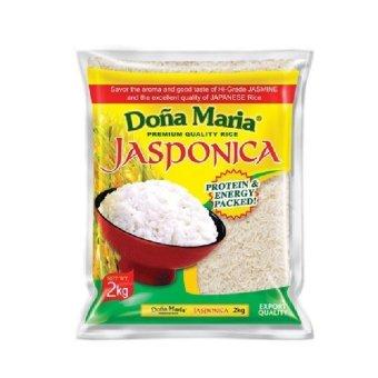 Doña Maria Jasponica White Rice 2Kg.