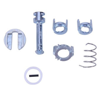 Door Lock Cylinder Barrel Repair Kit for BMW E46 3 Series M3 FrontL/R - intl